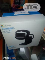 Microsoft Webcam HD-3000 | Computer Accessories  for sale in Lagos State, Ikeja