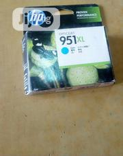 HP 951XL Cyan Ink Cartridge | Accessories & Supplies for Electronics for sale in Lagos State, Victoria Island