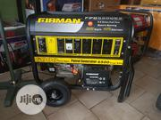 6.5kva Firman Generator With a Good Price | Electrical Equipments for sale in Rivers State, Port-Harcourt