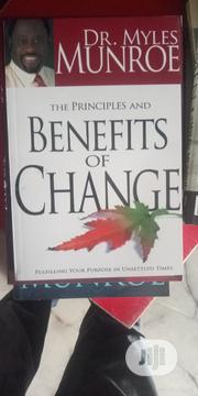 Benefits Of Change | Books & Games for sale in Lagos State, Lagos Mainland