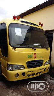 Hyundai County 2009 Yellow | Buses & Microbuses for sale in Lagos State, Ikeja