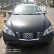 Lexus ES 2008 350 Black | Cars for sale in Abuja (FCT) State, Central Business District