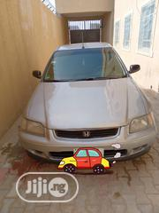 Honda Civic 1998 CX 2dr Hatchback Silver | Cars for sale in Kano State, Kumbotso