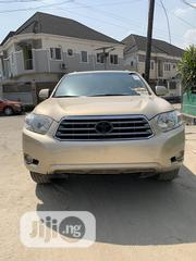 Toyota Highlander 2009 Limited Gold | Cars for sale in Lagos State, Surulere