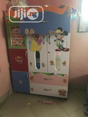 Beautiful Wooden Baby Wardrobe | Children's Furniture for sale in Edo State, Okada