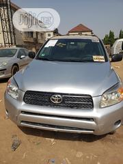Toyota RAV4 2.0 VVT-i 2008 Silver | Cars for sale in Abuja (FCT) State, Galadimawa