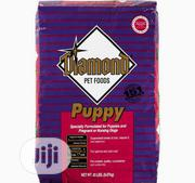 Diamond Dog Food Puppy Adult Dogs Cruchy Dry Food Top Quality | Pet's Accessories for sale in Lagos State, Ilupeju