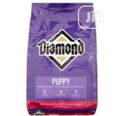 Diamond Dog Food Puppy Adult Dogs Cruchy Dry Food Top Quality | Pet's Accessories for sale in Lagos State, Isolo