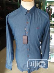 Quality Armani Jeans Shirt | Clothing for sale in Lagos State, Surulere