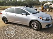 Kia Forte 2016 EX Sedan Silver | Cars for sale in Abuja (FCT) State, Gwarinpa