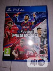 Playstation 4 Pro Evolution Soccer 20 Game Ps4 PES 20 | Video Games for sale in Lagos State, Ikeja