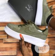 Nike AIRFORCE Sage 'green' | Shoes for sale in Lagos State, Lagos Island