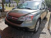 Honda CR-V 2.4 EX 4x4 Automatic 2008 Green | Cars for sale in Abuja (FCT) State, Gwarinpa