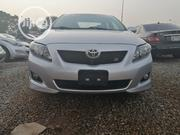 Toyota Corolla 1.8 Exclusive Automatic 2009 Silver | Cars for sale in Abuja (FCT) State, Gwarinpa