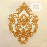 Gold Embosed 3d Wallpaper | Home Accessories for sale in Lagos State, Surulere