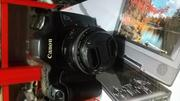 This Is Canon 5D With 50mm Lens | Accessories & Supplies for Electronics for sale in Lagos State, Ikeja