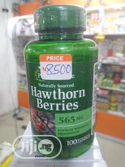 Hawthorn Berries Capsule | Vitamins & Supplements for sale in Lagos State, Agege