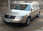 Volkswagen Passat 2003 2.0 TDI Gold | Cars for sale in Lagos State, Isolo