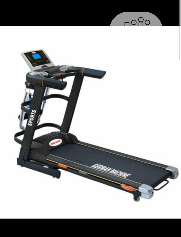 3hp Semi Commercial Treadmill