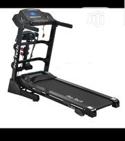 Pro Tech 2.5hp Treadmill With Massager and Dumbbells | Sports Equipment for sale in Lagos State, Surulere