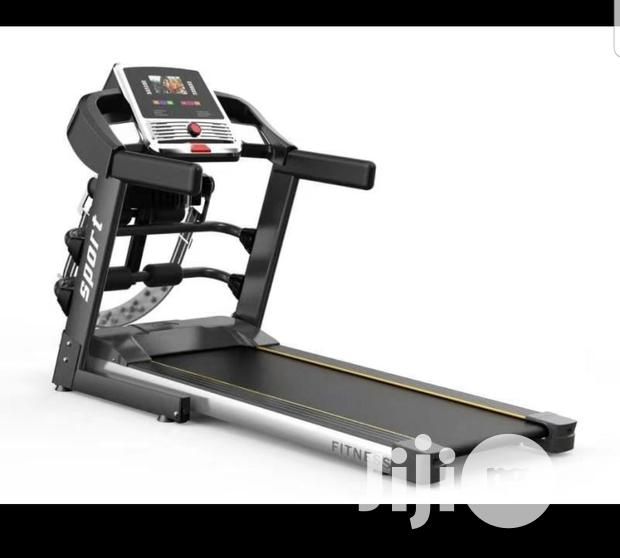 2hp Treadmill With Massager,Max Weight of 120kg