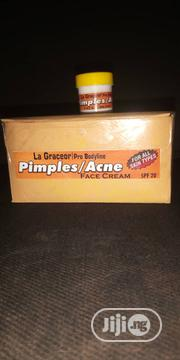 La Graceor Pro Body Line Pimples And Acne Face Cream | Skin Care for sale in Lagos State, Ifako-Ijaiye