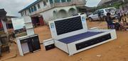 A Complete High Quality 6by7 Hdf Bed   Furniture for sale in Edo State, Ikpoba-Okha