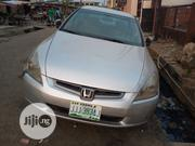 Honda Accord 2001 Coupe Silver   Cars for sale in Lagos State, Isolo