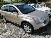Honda CR-V 2.4 EX 4x4 Automatic 2008 Gold | Cars for sale in Abuja (FCT) State, Gwarinpa