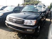 Toyota Land Cruiser 4x4 2007 Black | Cars for sale in Lagos State, Apapa