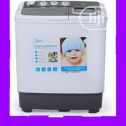 Midea 6kgtwin Tub Washing Machine | Home Appliances for sale in Lagos State, Lagos Island