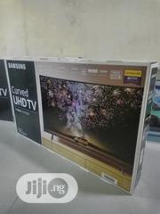 "Samsung 55"" Curved Smart Netflix Television With 2yrs Wrnty. 
