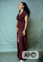 Wrap Gown With Cape | Clothing for sale in Lagos State, Lagos Island