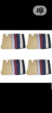Lacoste Chinos Trousers Original One | Clothing for sale in Lagos State, Surulere