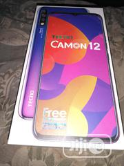 New Tecno Camon 12 64 GB Blue | Mobile Phones for sale in Lagos State, Mushin