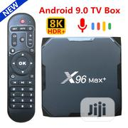 X96max Plus Android 9.0 TV Box 8k Resolution 2-16gb | TV & DVD Equipment for sale in Lagos State, Ikeja