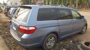 Honda Odyssey 2006 Blue | Cars for sale in Lagos State, Alimosho
