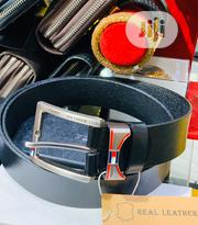 Tommy Hilfiger Leather Belt for Men's | Clothing Accessories for sale in Lagos State, Lagos Mainland