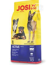 Josi Dog Food Puppy Adult Dogs Cruchy Dry Food Top Quality | Pet's Accessories for sale in Lagos State, Kosofe