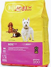 Josi Dog Food Puppy Adult Dogs Cruchy Dry Food Top Quality   Pet's Accessories for sale in Lagos State, Lagos Mainland
