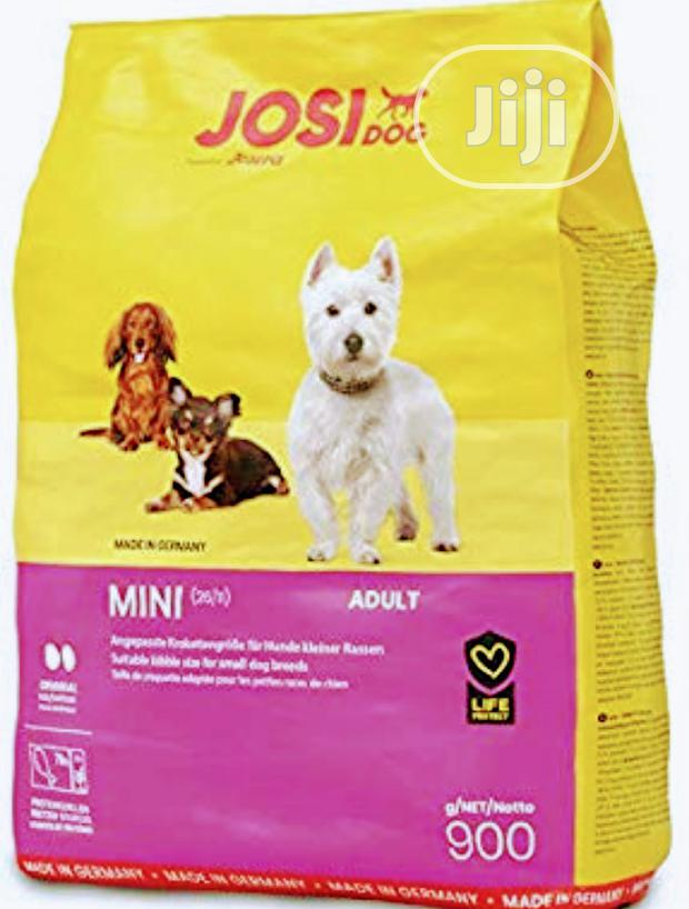 Josi Dog Food Puppy Adult Dogs Cruchy Dry Food Top Quality
