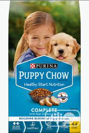 Dog Chowdog Food Puppy Adult Dogs Cruchy Dry Food Top Quality | Pet's Accessories for sale in Lagos State, Mushin