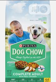 Dog Chow Dog Food Puppy Adult Dogs Cruchy Dry Food Top Quality | Pet's Accessories for sale in Lagos State, Ojo