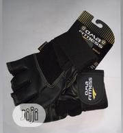New Leather Gym Glove | Sports Equipment for sale in Lagos State, Lekki Phase 2