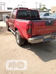 Nissan Frontier 2002 Red | Cars for sale in Lagos State, Lagos Mainland