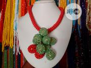 Spiral Bead With Aball Beaded Pendant | Jewelry for sale in Ogun State, Obafemi-Owode