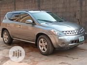 Nissan Murano 2006 3.5 Gray | Cars for sale in Lagos State, Ikeja