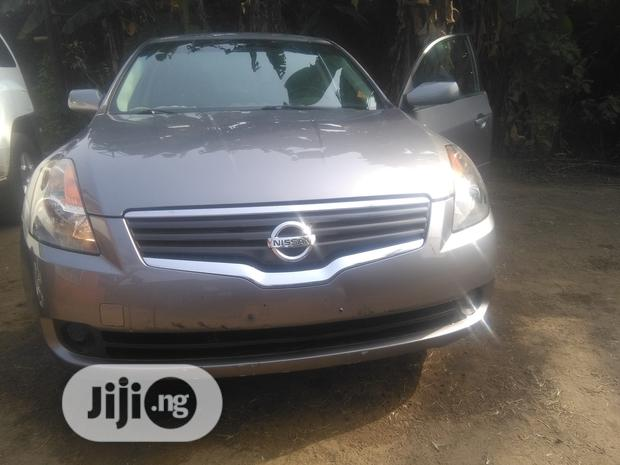 Archive: Nissan Altima 2.5 S Coupe 2009