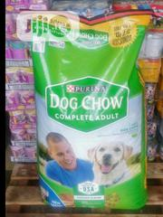 Dog Chow Dog Food Puppy Adult Dogs Cruchy Dry Food Top Quality | Pet's Accessories for sale in Lagos State, Ojodu