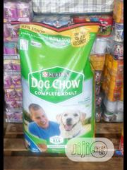 Dog Chow Dog Food Puppy Adult Dogs Cruchy Dry Food Top Quality | Pet's Accessories for sale in Lagos State, Ojota